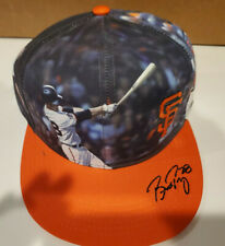 2019 SAN FRANCISCO GIANTS BUSTER POSEY BASEBALL CAP, HAT Coupa  SGA  4/7/2019