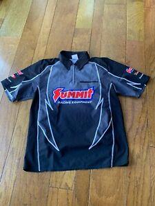 Summit Racing Work or Mechanics Shirt Large 3XL