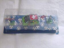 """Siku 4938 : voiture Smart """"football Suisse"""" 1:50 neuve emballée"""
