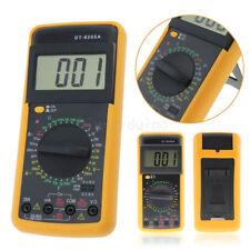 DT9205A Digital Multimeter LCD AC/DC Ammeter Resistance Capacitance Tester
