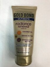 Gold Bond Ultimate Radiance Renewal Hydrating lotion/cream, shea butter, 5.5 oz