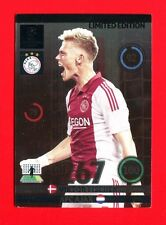 CHAMPIONS LEAGUE 2014-15 Panini - Card Limited edition - FISCHER - AJAX