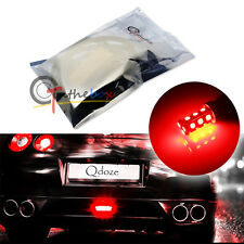 Set Red LED 4th Brake Light DIY Conversion Kit For Scion FR-S Subaru BRZ & More