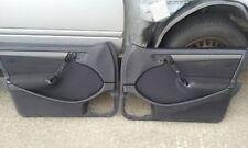MERCEDES W202 DOOR CARD BLACK 9C10 FRONT REAR LEFT RIGHT PRICE=1 W202 CLASS 99