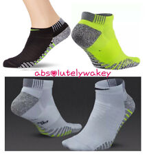 Nike Grip Anti-Slip Cross Fit Training Lightweight Men's Low Cut Socks-