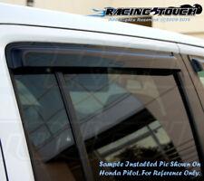 Chevy Chevrolet Silverado 2007-2010 2011 2012 2013 WT LT Crew Cab Window Visor