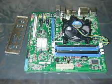 Intel DQ67SW mATX Motherboard LGA1155 + Intel i7 2600 3.4Ghz CPU heatsink/fan