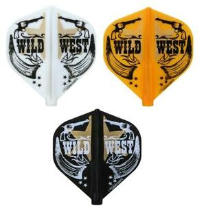 COSMO DARTS FIT FLIGHT AIR (SET OF 3) CALI WEST STANDARD - ASSORTED COLORS