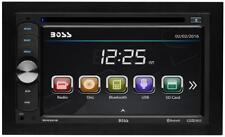 "Boss BV9351B 2-DIN Bluetooth DVD Car Video In-Dash Receiver w/ 6.2"" Touchscreen"