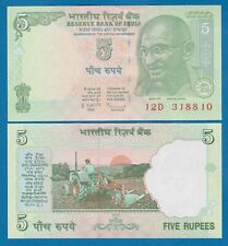 Combine FREE! India 50 Rupees 2013 P New UNC Gandhi Low Shipping
