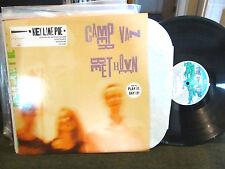 camper van beethoven key lime pie Promo w/POSTER 1989 NM rare oop cake orig viny