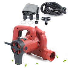 Electric Air Blower 1200W Computer Vacuum Cleaner Suck Dust Remover With Dustbag