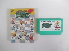 J LEAGUE FIGHTING SOCCER -- Boxed. Famicom, NES. Japan. Work fully.  13452