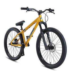 """BMX Dirtjump 26 Zoll SE Bikes DJ Ripper HD BMX Fahrrad 26"""" Dirt Jump Bike Slope"""