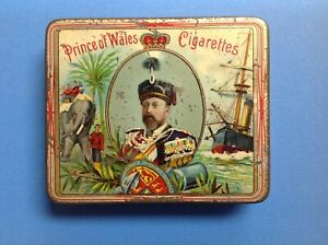 PRINCE OF WALES Cigarettes / Tobacco tin