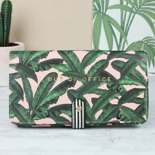 Alice And Scott Botanical Out Of Office Travel Wallet - Perfect For Travelling