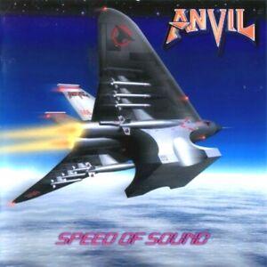 Anvil Speed Of Sound 12x12 Album Cover Replica Poster Gloss Print