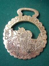 Horse Brass  Rogate - B3 - Height 4  inches - Width 3.25 inches approx
