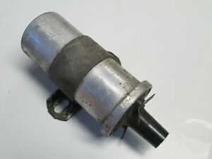 VINTAGE LUCAS IGNITION COIL WITH MOUNTING BRACKET for Triumph GT6