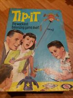 Vintage 1965 Tip-It Balancing Game. Has All Original Pieces