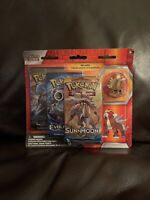 Pokemon Card Legends of Johto Entei Pin Blister 3 Booster Pack Evolutions Sealed