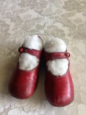 Antique Vintage Mary Jane Baby Shoes