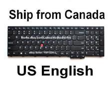 Keyboard for Lenovo Thinkpad Edge E550 E550C E555 - US 00HN037 00HN074 00HN086