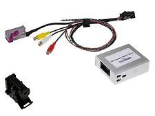 Multimedia Adaptador IMA Interfaz RNS-E Vídeo TV Conector Del Cable f Audi A2 A3