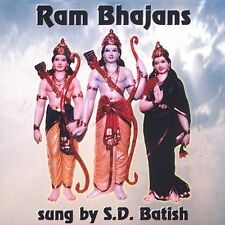 S.D. Batish - Ram Bhajans: Devotional Hindu Folk Songs - NEW