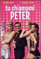 Dvd **TU CHIAMAMI PETER** con Charlize Theron nuovo 2004