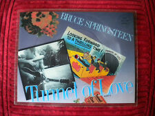 BRUCE SPRINGSTEEN TUNNEL OF LOVE VINYL Shaped Picture Pic Disc