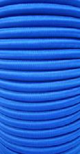 100m Expander Corda Blu Gomma Fune 8mm rimorchio rete elastiche PP