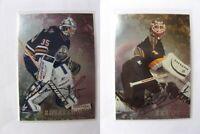1998-99 BaP Signature Series #204 Shtalenkov Mikhail  autograph  oilers #5