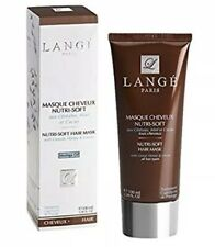 """Lange Paris Nutri-Soft Hair Mask with Cereals,Hony & Cocoa """"Moringa Oil""""100ml"""