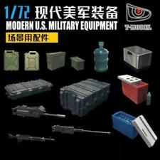 T-Model A72001 1/72 US Military Equipment
