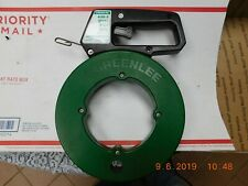 Greenlee 438-5 Steel Fish Tape 50' x 1/8""
