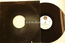 "Mario -  Let Me Love You (Remix) - J Records Single Promo  LP 12"" (VG)"