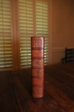Book of Common Prayer Bible - John Reeves - Full Large Volume Leather - 1809