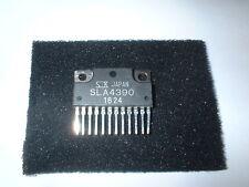 SLA4390 TRANSISTOR  2NPN / 2PNP DARLINGTON 100V 12SIP BOX#22