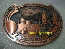 Standard Chartered Hong Kong Marathon 2011 Year of the Rabbit Souvenir Medallion