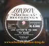Pat Boone 78 RPM / Love Letters In The Sand & Bernardine  (283-0620-P)
