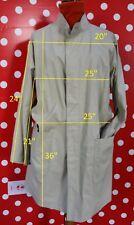 FENDI Designer trench Coat sz M jacket men spring ITALY