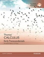 Thomas' Calculus: Early Transcendentals in SI Units by Joel R. Hass, Maurice D.