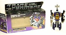 INSECTICON BOMBSHELL 1984 Transformers With Gun & Box, Vintage, Used