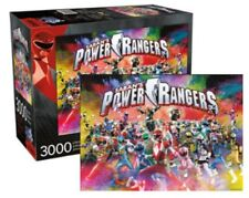Power Rangers GIANT 3000 piece jigsaw puzzle 1150mm x 820mm  (nm)
