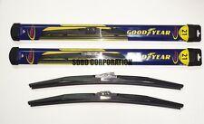 1992-1997 Volkswagen Euro Van Goodyear Hybrid Style Wiper Blade Set of 2