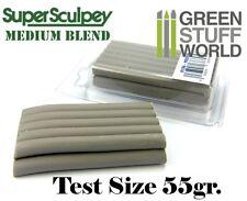 Stucco Super Sculpey MEDIUM BLEND - 55 gr. - Formato TEST