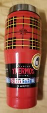 Thermos 16 oz. Vacuum Insulated Stainless Steel Travel Tumbler for HOT or Cold