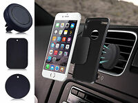 STRONG MAGNETIC AIR VENT DASHBOARD CAR HOLDER MOUNT FOR SAMSUNG GALAXY S8