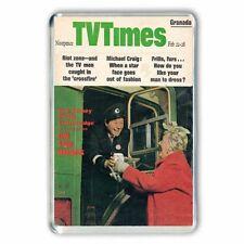 RETRO 60's - ON THE BUSES -STAN BUTLER - TV TIMES COVER- JUMBO FRIDGE MAGNET